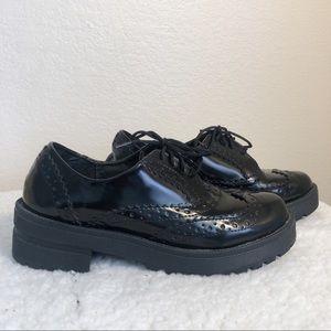 Lady Comfort Platform Shoes